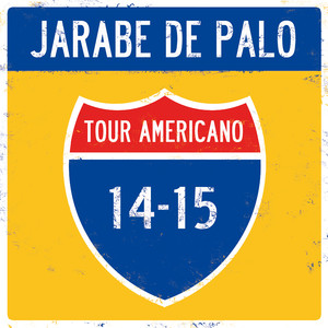 Tour Americano 14/15 - Jarabe De Palo