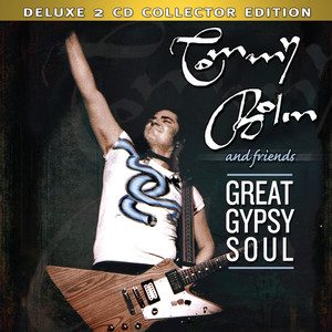 Tommy Bolin, Glen Hughes, Joe Bonamassa, Nels Cline Lotus cover