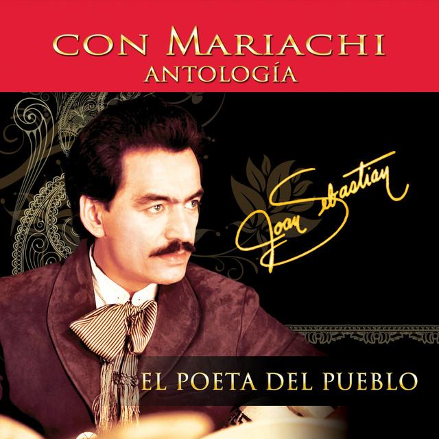 Antologia el Poeta del Pueblo Con Mariachi Albumcover
