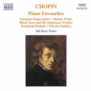 Chopin: Piano Favourites, Vol. 1 Albumcover