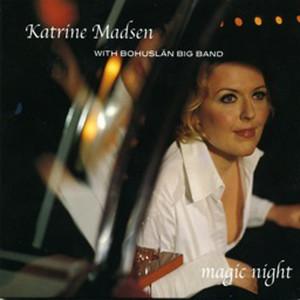 Magic Night (feat. Bohuslän Big Band) album