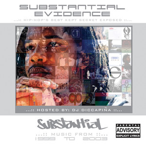 Substantial Evidence (1999-2003) album