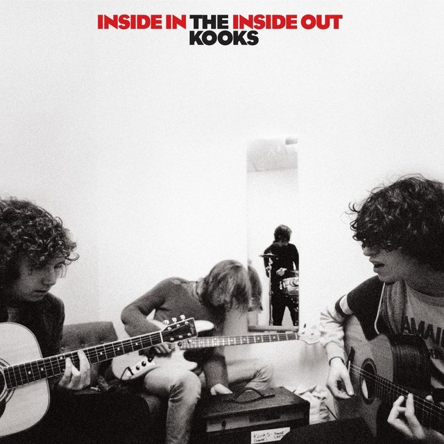 Album cover for Inside In / Inside Out by The Kooks