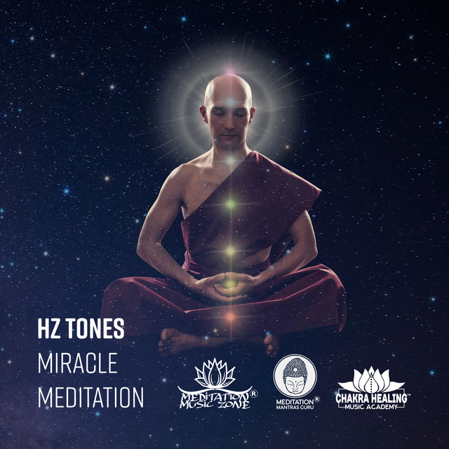 HZ Tones Miracle Meditation (Unlock Pineal Gland, Lucid Dreaming