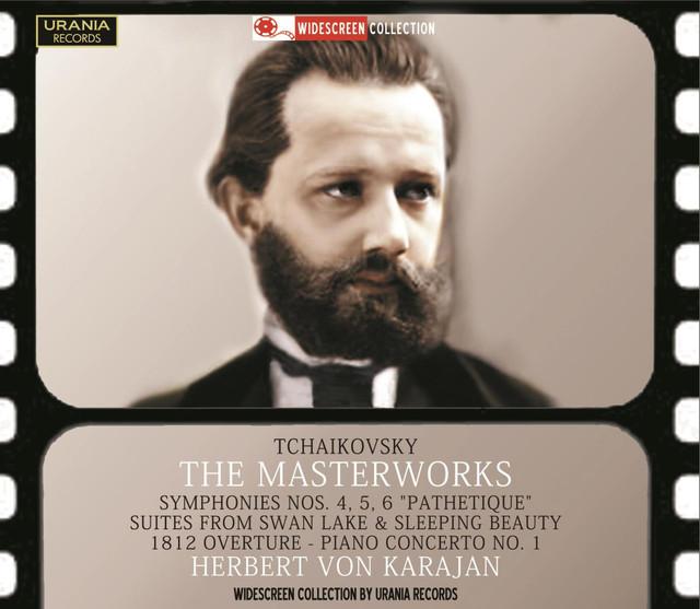 Tchaikovsky: The Masterworks Albumcover