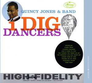 I Dig Dancers Albumcover