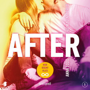 After 1: Hier begint alles Audiobook