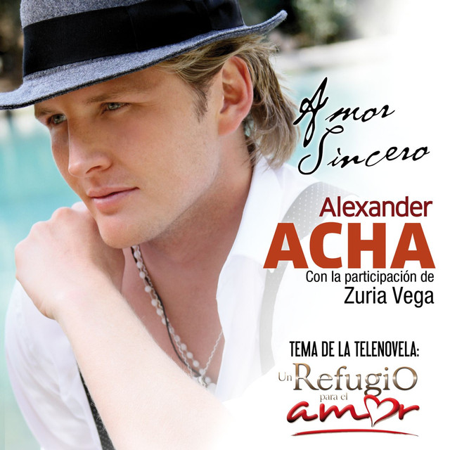 Amor Sincero a duo Zuria Vega