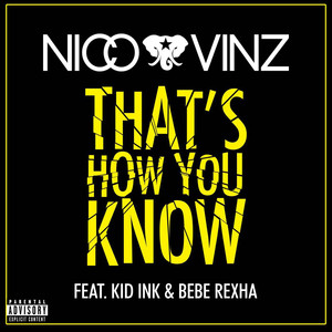 That's How You Know  - Nico & Vinz