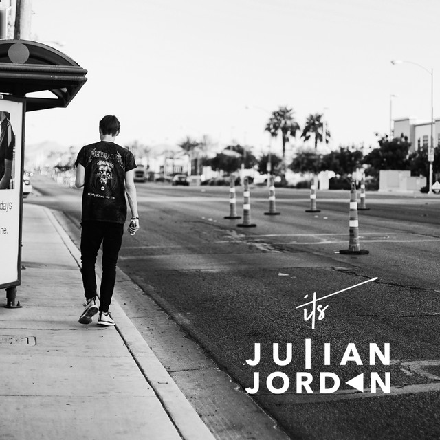 Album cover for It's Julian Jordan by Julian Jordan