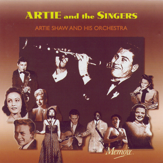 Artie Shaw Artie and the Singers album cover