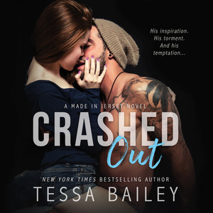 Crashed Out - Made in Jersey, Book 1 (Unabridged)