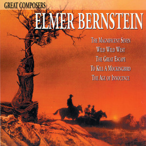 Elmer Bernstein The Comancheros cover