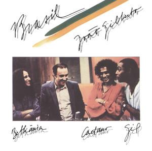 João Gilberto, Caetano Veloso, Gilberto Gil Bahia com H cover