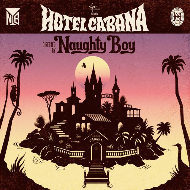 Naughty Boy Hotel Cabana album cover