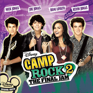 Camp Rock 2: The Final Jam album