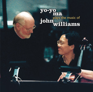 Yo-Yo Ma Plays The Music of John Williams (Remastered) Albumcover