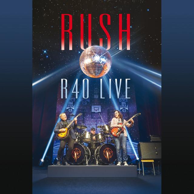 R40 Live Albumcover