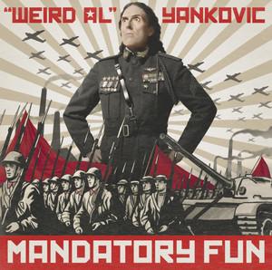 Mandatory Fun Albumcover