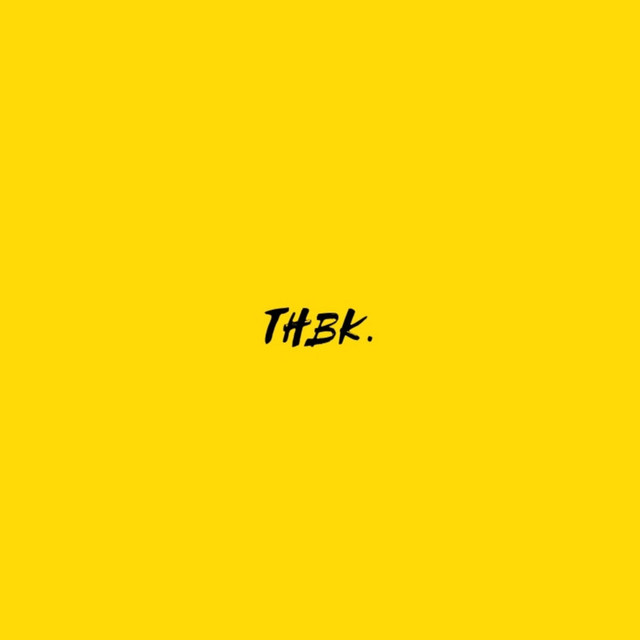 Album cover for Thbk by Papithbk
