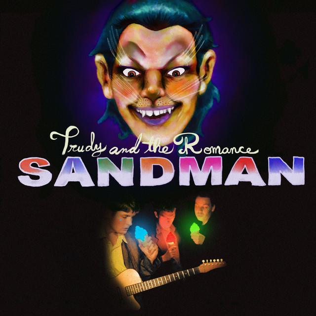Album cover for Sandman by Trudy and the Romance
