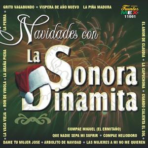 Navidades Con la Sonora Dinamita Albumcover