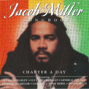 Jacob Miller, Luciano Forward Jah Jah Children cover