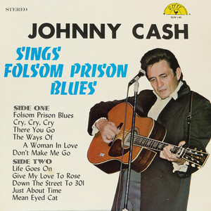 Sings Folsom Prison Blues album