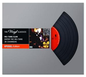 Enter The Wu-Tang-36 Chambers Albumcover
