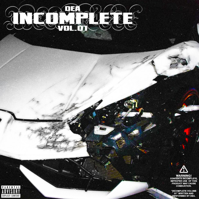Incomplete, Vol. 01