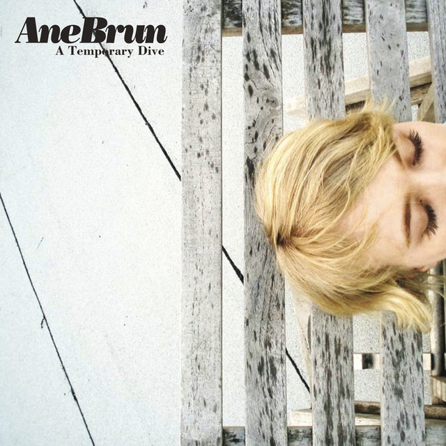Album cover for A Temporary Dive by Ane Brun
