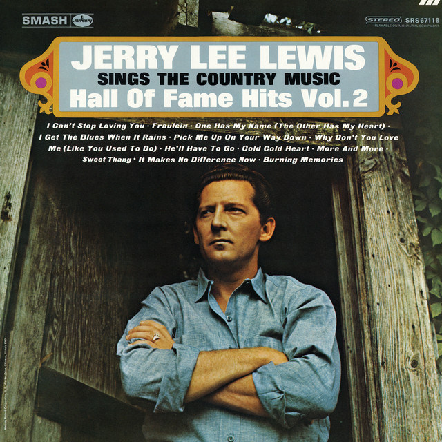 Sings The Country Music Hall Of Fame Hits Vol  2 by Jerry
