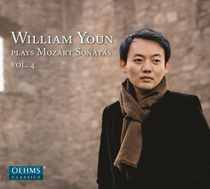 Mozart: Sonatas Albümü