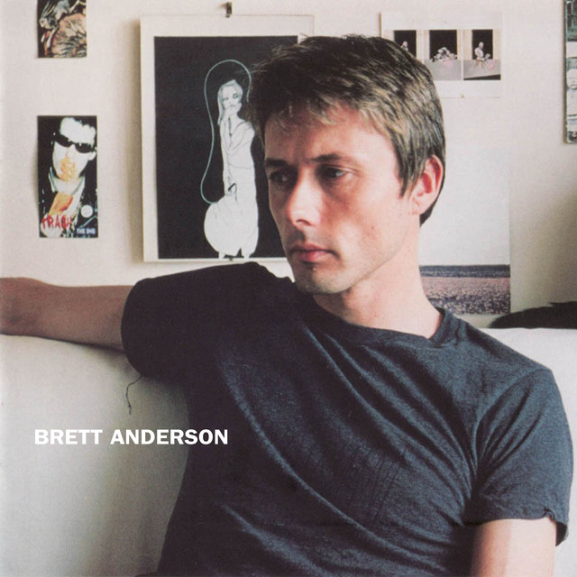 Album cover for Brett Anderson by Brett Anderson