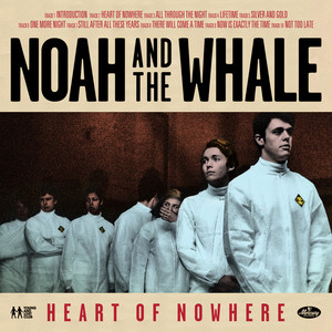 Heart Of Nowhere Albumcover