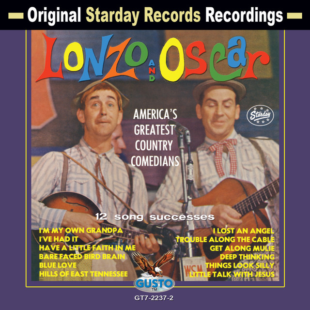America's Greatest Country Comedians by Lonzo & Oscar on Spotify