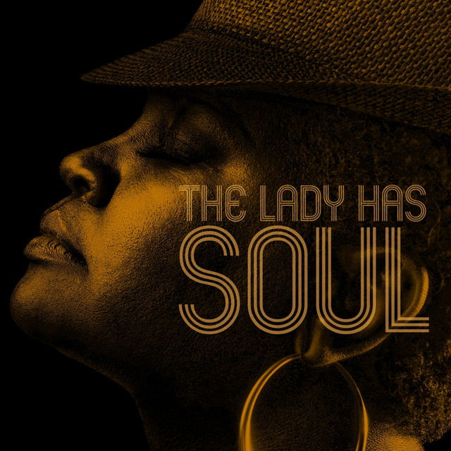 Various Artists The Lady Has Soul album cover