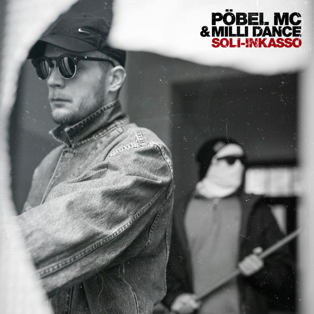 Album cover for Soli-Inkasso by Pöbel MC, Milli Dance