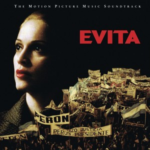 Evita: The Complete Motion Picture Music Soundtrack Albumcover