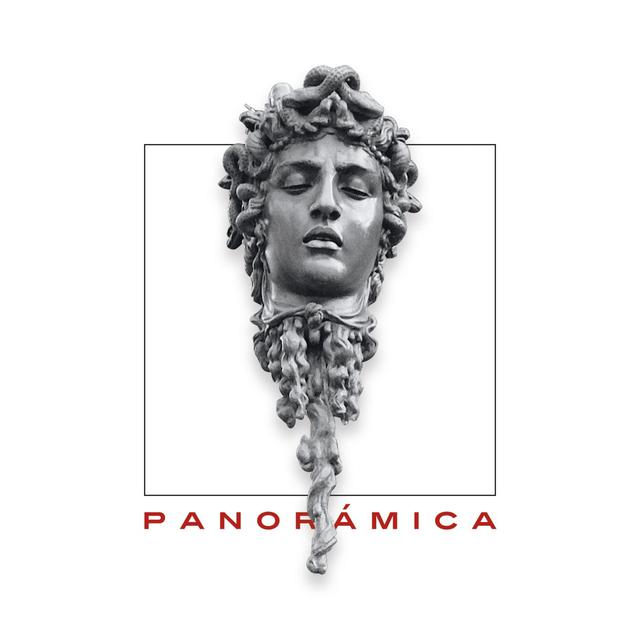 Album cover for Panorámica by Piezas, Jayder