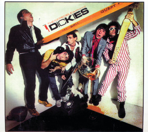 The Dickies You Drive Me Ape cover