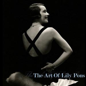The Art Of Lily Pons Albümü