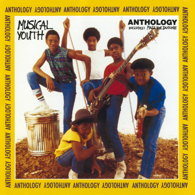 Musical Youth Anthology album cover