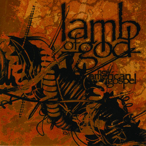 Lamb of God Confessional cover