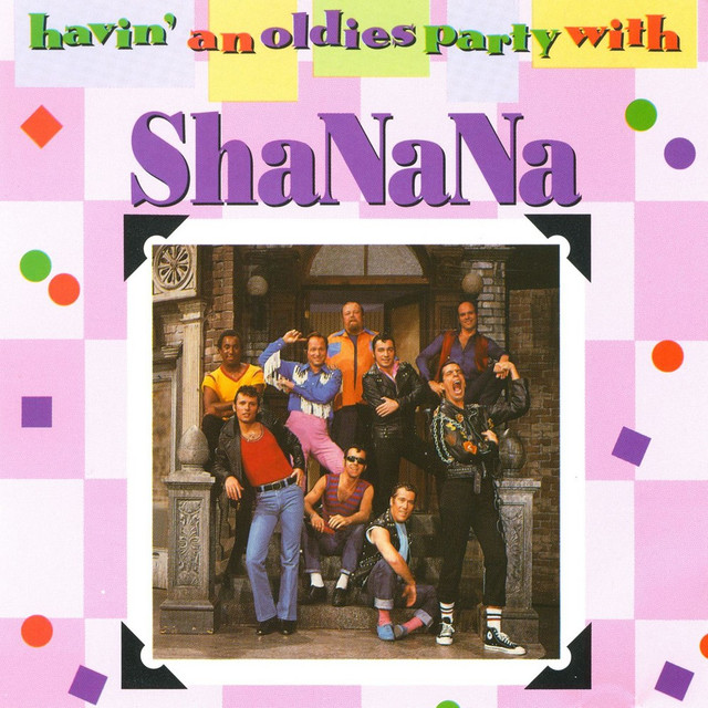 Sha Na Na Havin' an Oldies Party With Sha Na Na album cover