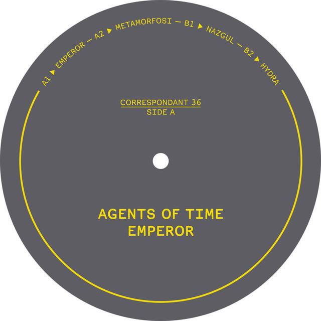 Agents of Time tickets and 2019 tour dates