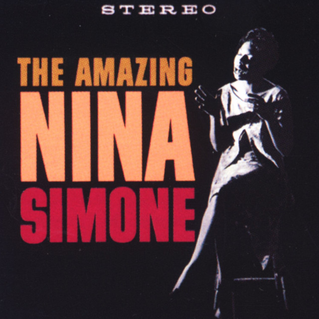 The Amazing Nina Simone Albumcover