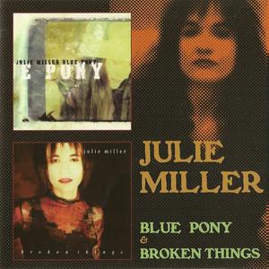 Blue Pony & Broken Things