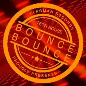 Tech-House Bounce Bounce! Albumcover