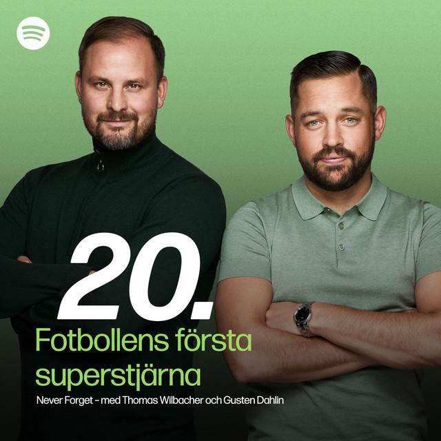 Fotbollens första superstjärna
